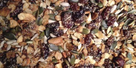 home-made-granola