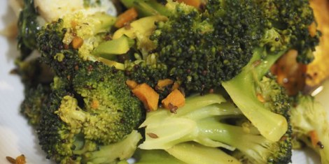 broccoli-cumin-mustard-seeds