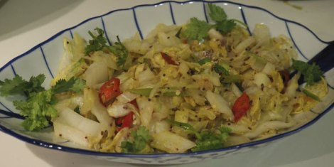 Indian-cabbage