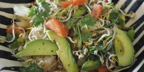 papaya-pomello-avocado-salad