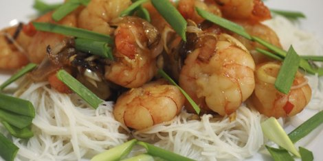 prawns-stirredfried-lemongrass