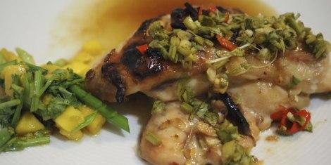 chicken-coriander-sauce