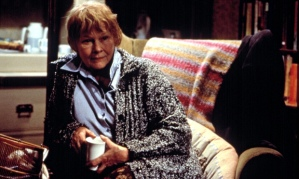 Judi Dench as Iris in the film about Iris Murdoch