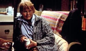 Judi Dench as Iris in the film about Iris Murdoch